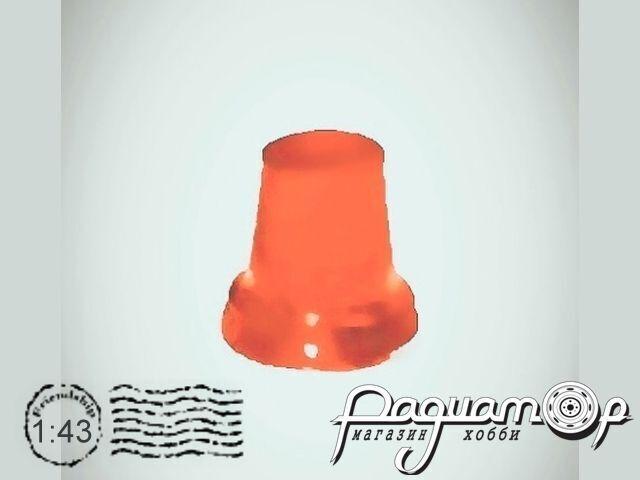 Проблесковый маячок (оранжевый) FER DDR Ruhla (Российский аналог М300) (5шт) ММ-А43-СС-08