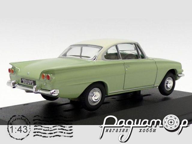 Ford Capri 109E Coupe (1961) VA03407