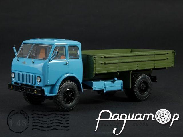 МАЗ-500 бортовой (1965) SSM1406