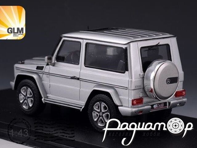 Mercedes-Benz G-Class G500 BA3 Final Edition (2012) GLM206903
