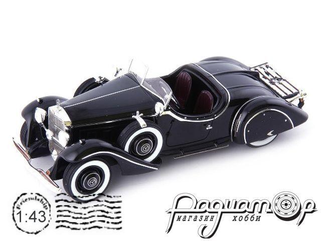 Mercedes-Benz 290 Roadster Amilcar (1933) ATC05017