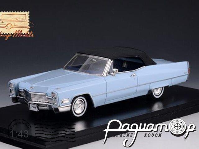 Cadillac DeVille Convertible (1968) STM68704