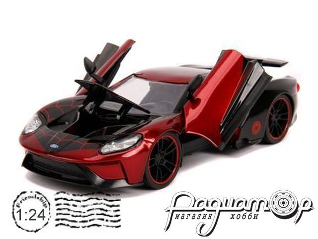 Ford GT with Spiderman figure (2017) 31190