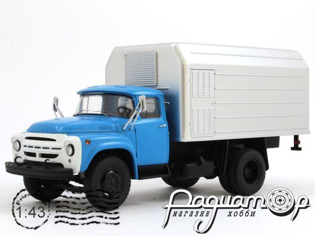ЛуМЗ-890Б (шасси ЗИЛ-130) (1967) SSM1019