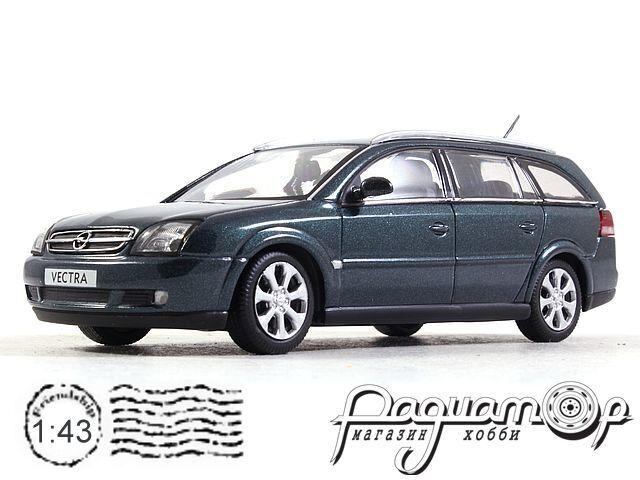 Opel Vectra C Caravan Elegance (2003) 1799093