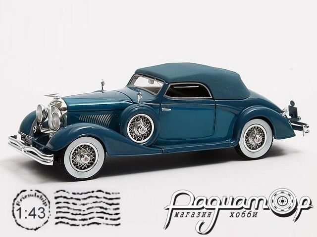Duesenberg J-519 -2548 Cabriolet DIeteren (1935) MX40406-082