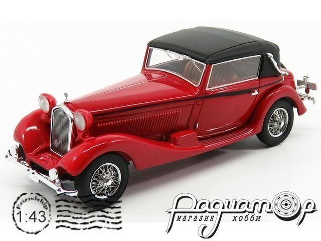 Alfa-Romeo 6C 1750 GTC Castagna (1931) KE43000300