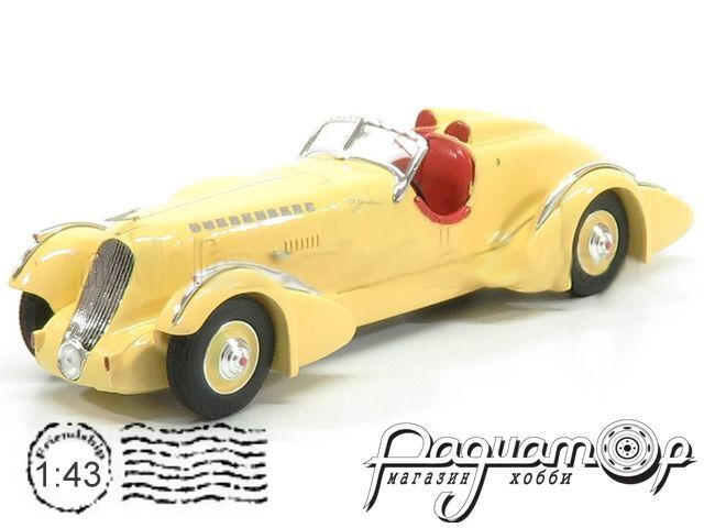 Duesenberg Model SJ Special Mormon Meteor (1935) KE43055010