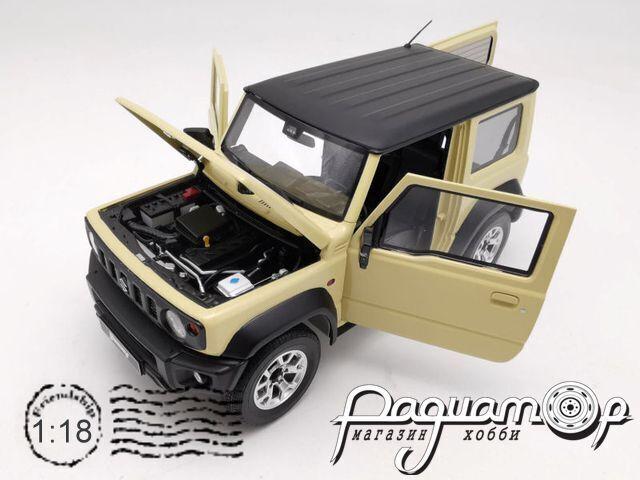 Suzuki Jimny Sierra (2018) LCD18004BE