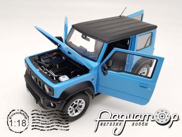 Suzuki Jimny Sierra (2018) LCD18004BU