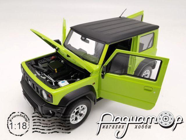 Suzuki Jimny Sierra (2018) LCD18004GR