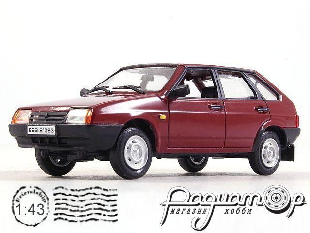 ВАЗ-21093 Lada Samara (длиннокрылая) (1988) NRG43025