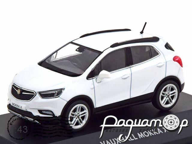 Vauxhall Mokka X RHD (2016) OC10922