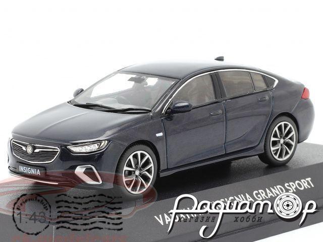 Vauxhall Insignia Grand Sport (2017) OC10925