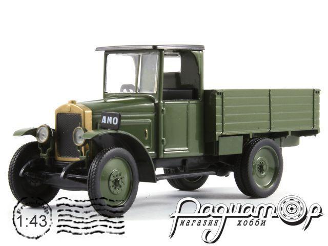 Автолегенды СССР №88, АМО-Ф-15 (1924)