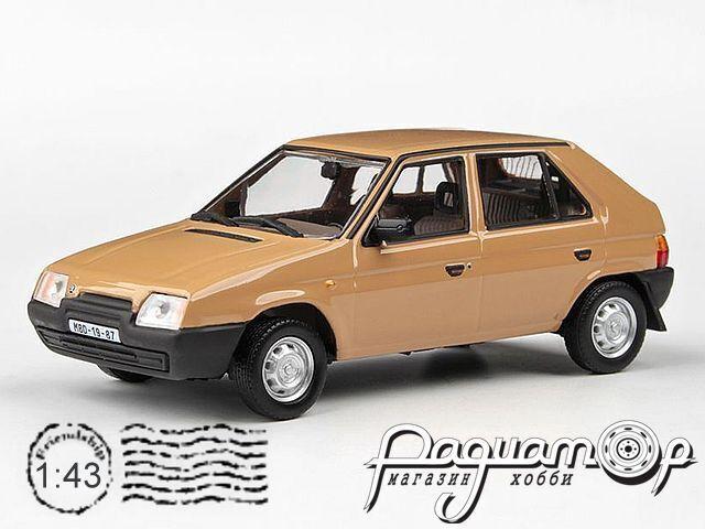 Skoda Favorit 136L (1988) 143ABS-708RD