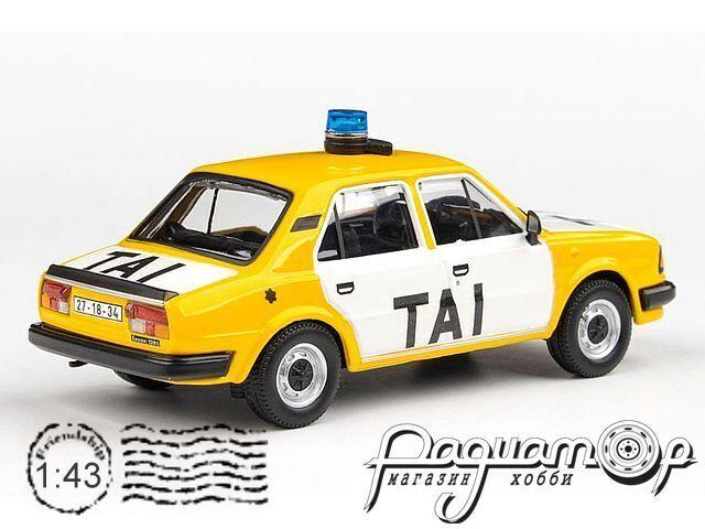 Skoda 120L Tankova a Automobilova Inspekce (1984) 143ABSX-702XY01