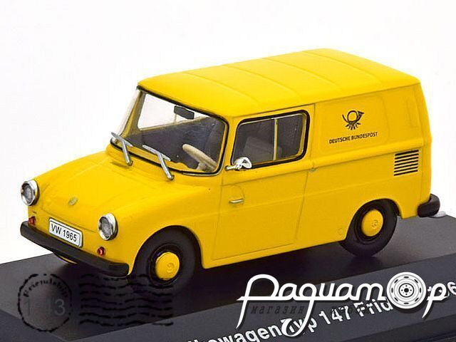 Volkswagen Typ 147 Fridolin Deutsche Bundespost (1965) VW-15