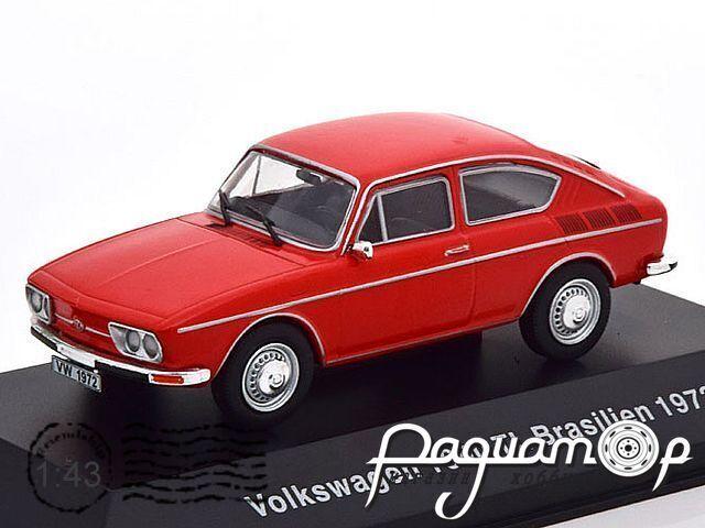 Volkswagen 1600 TL Brasilien (1972) VW-12