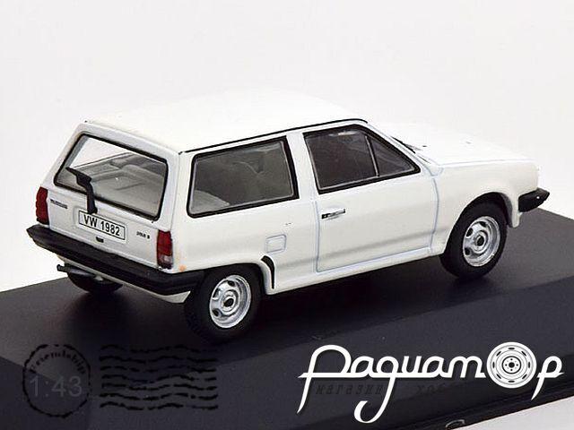 Volkswagen Polo Steilheck (1982) VW-11
