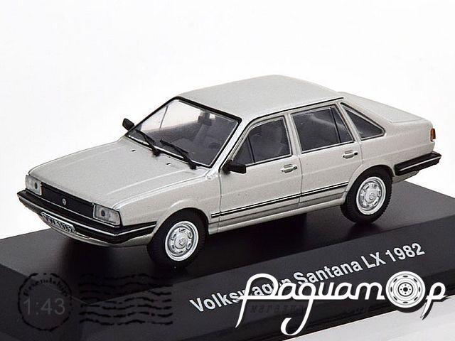 Volkswagen Santana LX (1982) VW-10