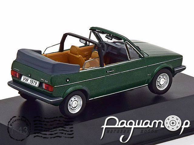 Volkswagen Golf 1 Cabrio (1979) VW-09