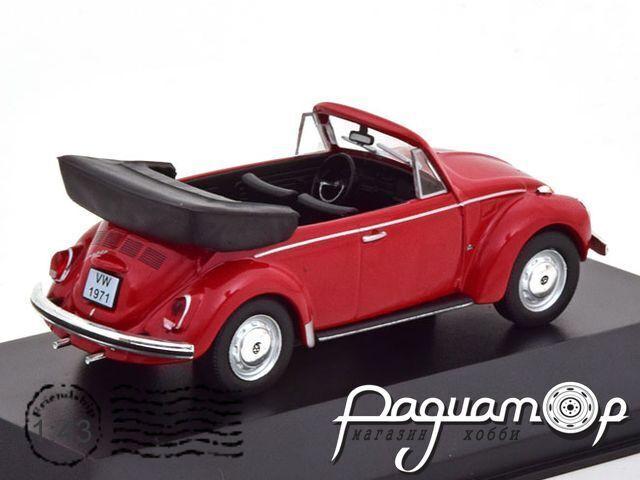 Volkswagen Kafer 1302 LS Cabrio (1971) VW-06