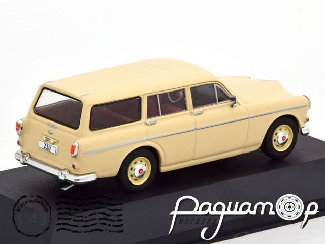 Volvo 220 Amazon (1967) 8506021