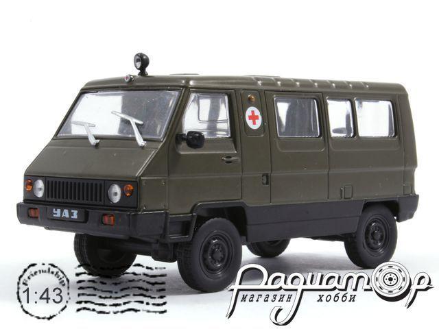 Автолегенды СССР №96, УАЗ-3972 (1990)