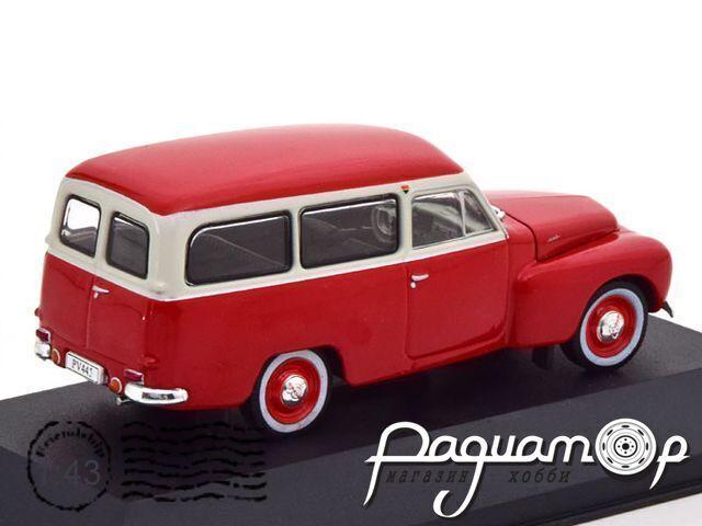 Volvo PV445 Duett (1953) 8506004
