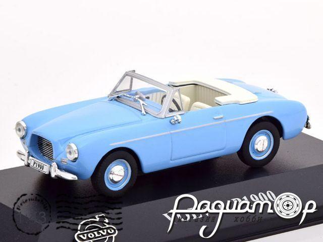 Volvo P1900 Cabrio (1956) 8506009
