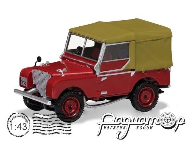 Land Rover Series 1 80inch (1948) VA11118