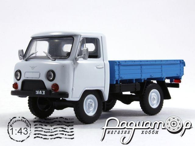Автолегенды СССР №101, УАЗ-452Д (1966)