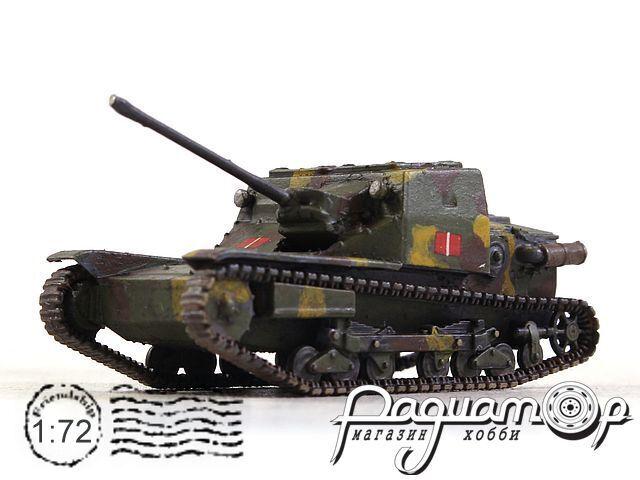 Итальянская пушечная танкетка L3/33 Light Tank (1941) PS720002-2