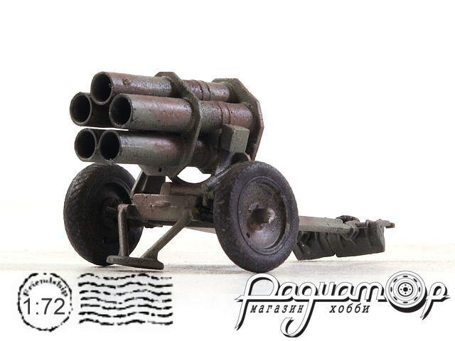 Немецкий миномет 21cm Nebelwerfer 42 (1941) PS720005