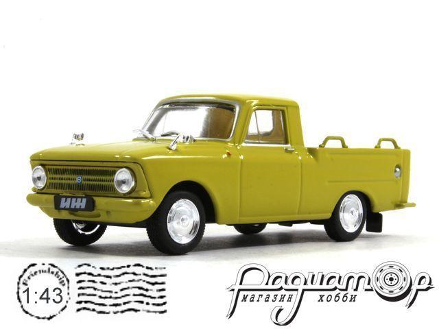 Автолегенды СССР №103, ИЖ-27151 (1974)