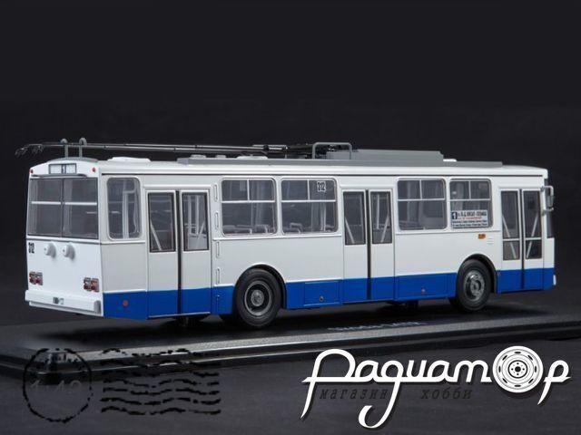 Троллейбус Skoda-14TR, Ростов-на-Дону (1980) SSM4043