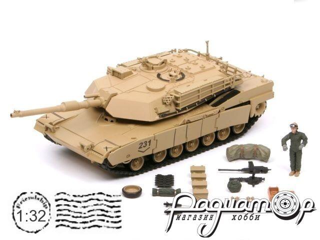 M1A1 Abrams (2003) 80066 (D)