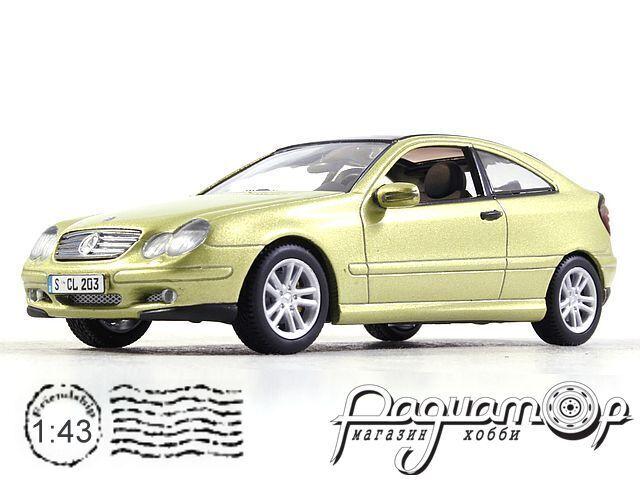 Mercedes-Benz C-Klasse Sport Coupe (2001) 430030001 (TI)