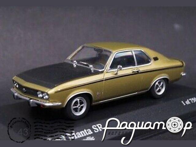 Opel Manta SR (1970) 400045504 (TI)