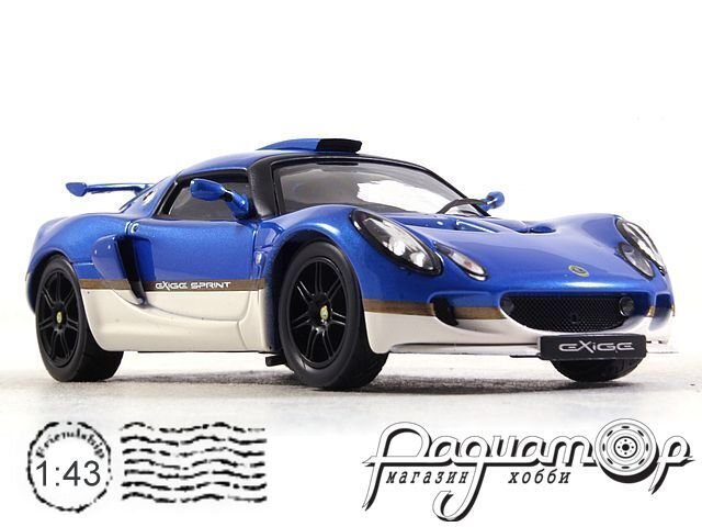 Lotus Exige Sprint Edition (2006) MOC119 (TI)