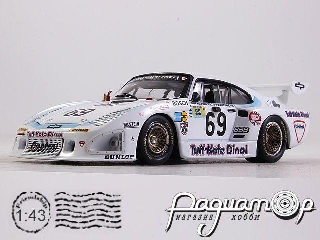 Porsche 935 K3 №69, Le Mans (1981) 15237-0 (TI)
