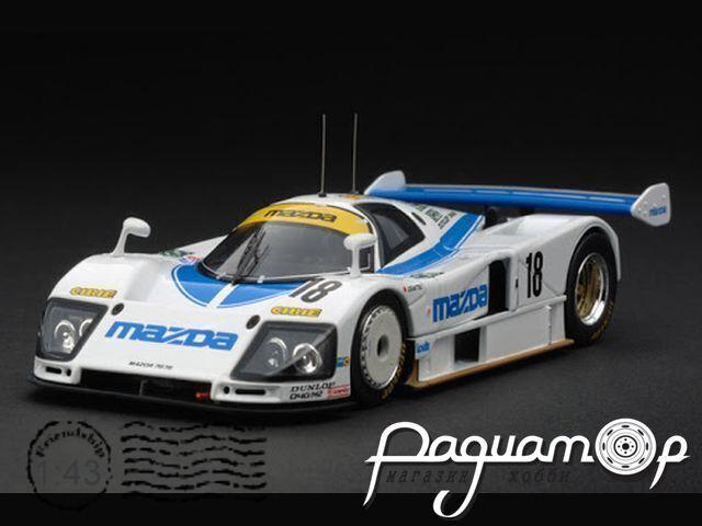 Mazda 787B №18, Le Mans (1991) 8038 (TI)