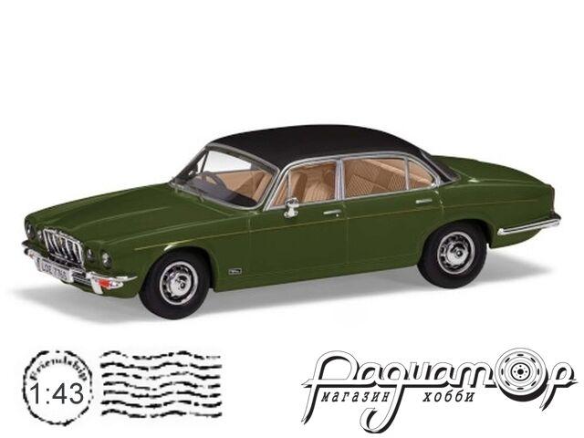 Jaguar XJ12 series 2 LWB (1973) VA13902