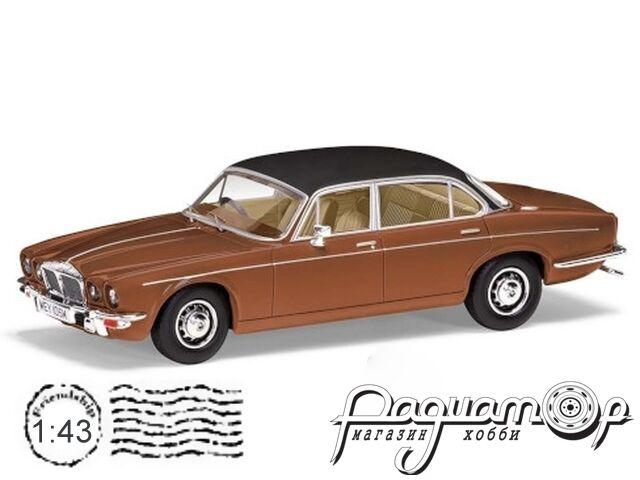 Daimler Double Six Series 2 Vanden Plas (1972) VA13900