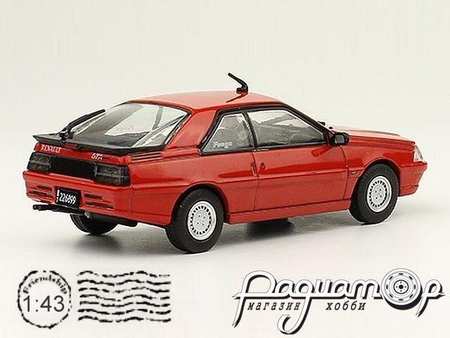 Renault Fuego GTA MAX (1991) QV01
