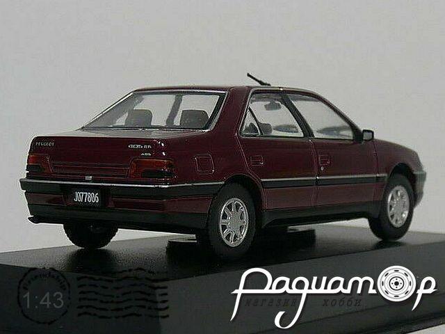 Peugeot 405 SR (1993) QV06