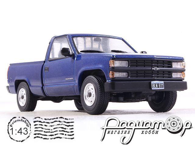 Chevrolet Silverado (1997) QV07