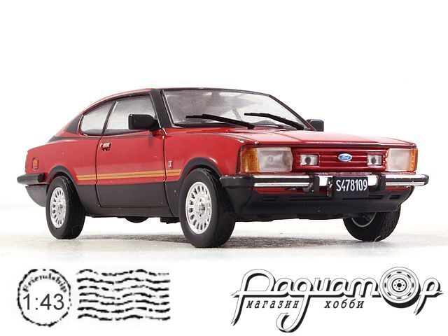Ford Taunus GT SP5 (1983) QV08