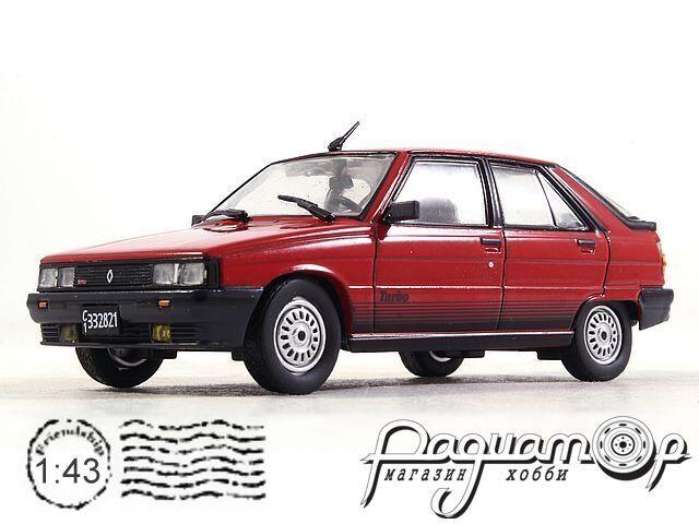 Renault 11 Turbo (1986) QV11